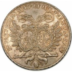 Niemcy, Pfalz - Neuburg, Karol Filip (1716–1742), talar 1740 wikariat