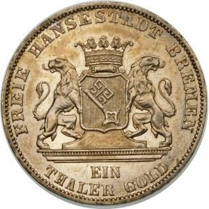 Niemcy, Brema, talar 1865 B, Hannower – festiwal strzelecki
