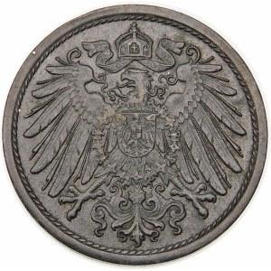 Niemcy, 10 fenigów 1921