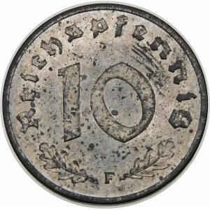Niemcy, 10 fenigów 1948 F