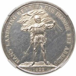 Szwajcaria, 5 franków 1869, Berno