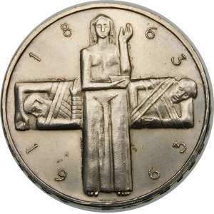 Szwajcaria, 5 franków 1963, Berno