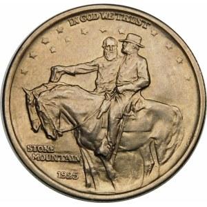 Stany Zjednoczone Ameryki (USA), 1/2 dolara 1925, Filadelfia – Stone Mountain