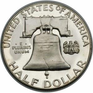 Stany Zjednoczone Ameryki (USA), 1/2 dolara 1962, Filadelfia