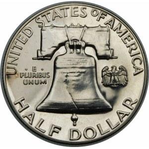 Stany Zjednoczone Ameryki (USA), 1/2 dolara 1963, Filadelfia
