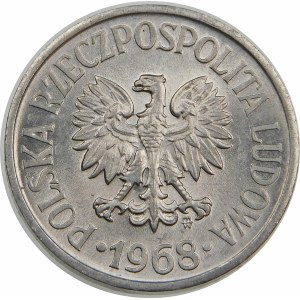 20 groszy 1968