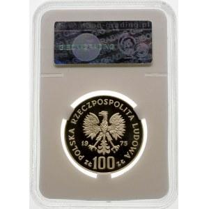 100 złotych 1975 Jan Paderewski - srebro