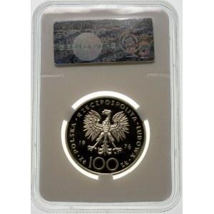 100 złotych 1976 Tadeusz Kościuszko - srebro