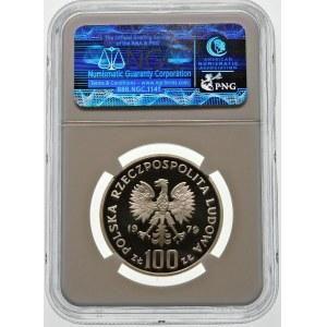 100 złotych 1979 Kozica - srebro