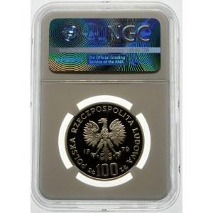 100 złotych 1979 Ludwik Zamenhof - srebro