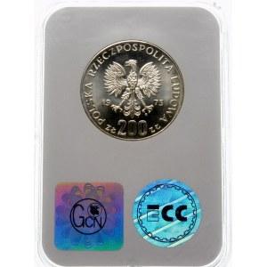 200 złotych 1975 Zwycięstwo nad Faszyzymem - srebro