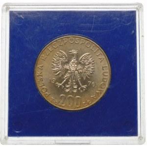 200 złotych 1976 Olimpiada - srebro