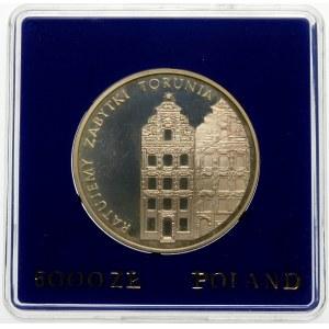 5000 złotych 1989 Toruń - srebro