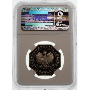 50000 złotych 1992 Virtuti Militari - miedzionikiel
