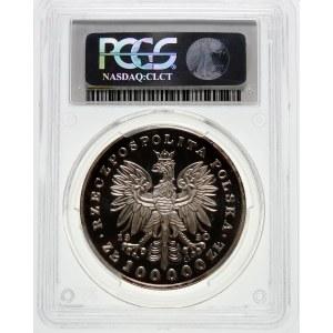 100000 złotych 1990 Piłsudski Mały Tryptyk - srebro