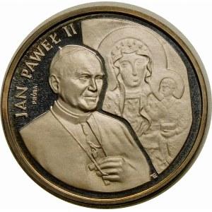 Próba 200000 złotych 1991 Jan Paweł II - srebro