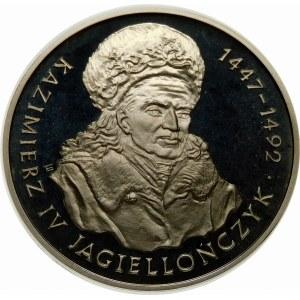 200000 złotych 1993 Jagiellończyk - srebro