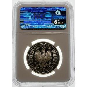 200000 złotych 1992 Konwoje - srebro