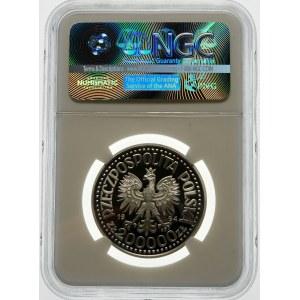 200000 złotych 1994 Związek Inwalidów - srebro
