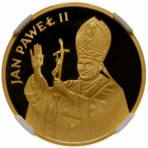 2000 złotych 1982 Jan Paweł II - złoto