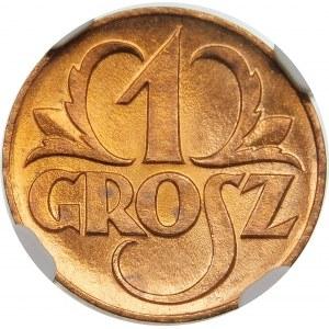 1 Grosz 1923 Wyjątkowy