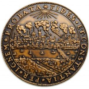 REPLIKA Talar z oblężenia Torunia 1629