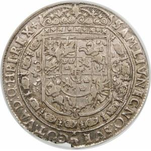 Zygmunt III Waza, Talar 1628 II, Bydgoszcz – rozetka – rzadki