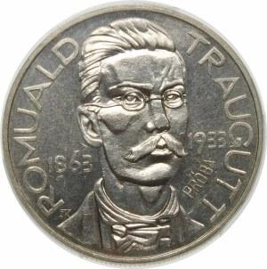 PRÓBA 10 złotych 1933 Traugutt