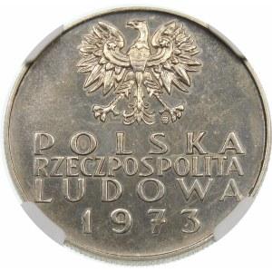 Próba 10 złotych 1973 200 lat KEN - nikiel