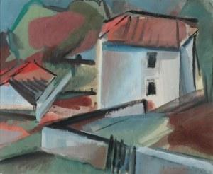 Felicja PACANOWSKA (1907 lub 1915 - 2002), Pejzaż miejski