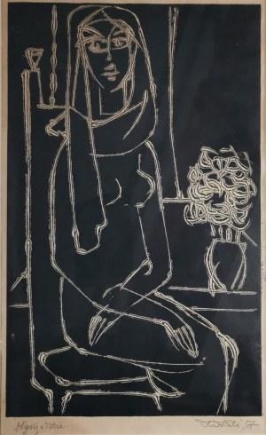 Stanisław DAWSKI (1905-1990), Myślę o Tobie, 1957