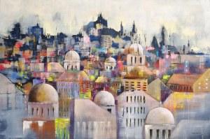 Luiza LOS-PŁAWSZEWSKA, ur. 1963, Grey City, 2020