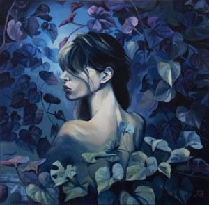 Izabela Gałązka, W moim ogrodzie rozmyślam