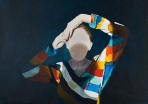 Kinga Trzepla (ur. 1984), Autoportret 2, 2013/2014
