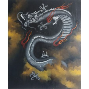 Marta Achtabowska (ur. 1983), Black Dragon, 2012
