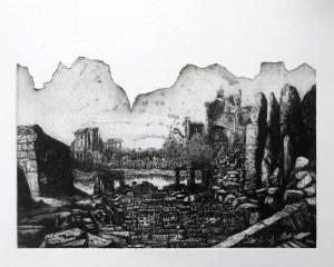Oskar Gorzkiewicz (ur. 1988), Ruiny, 2015
