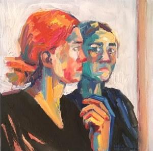 Lidia Wnuk (ur. 1988), Lustro, 2020