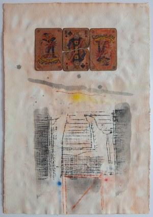Andrzej Marian BARTCZAK (ur. 1945), Gry I, 1996