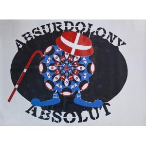 Mariusz LIBEL (ur. 1978), - Grupa NICZERO - Absurdolony absolut, ok. 2008
