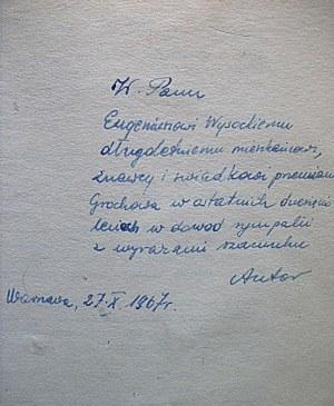 BERGER JAN. Dzieje Grochowa do 1916 r. Fragment z VI Rocznika Warszawskiego. W-wa 1967. Format 16/24 cm. Str