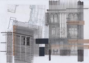 Natalia Rozmus, Berlin dekonstrukcja 3, 2015