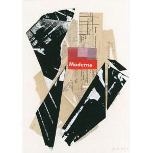 Anna Kłos (ur. 1973), Moderne, 2019