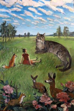 Marcelina Siwiec (ur. 1990), Relax, 2020