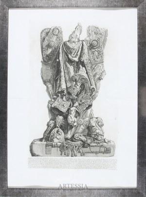 Giovanni Battista Piranesi (1720-1778), Trofeo di Ottaviano Augusto, 1753