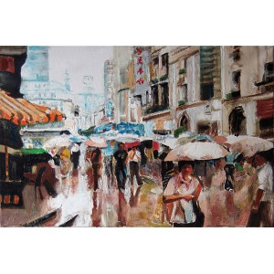 Piotr Piecko, Chinatown