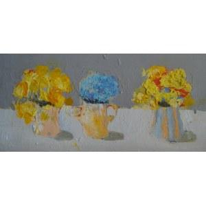 Jolanta Caban, Martwa natura z kwiatami