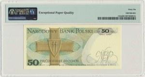 50 złotych 1975 - A - PMG 66 EPQ