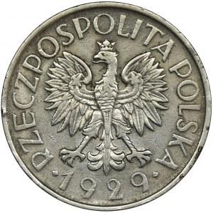 1 złoty 1929
