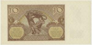 10 złotych 1940 - J -