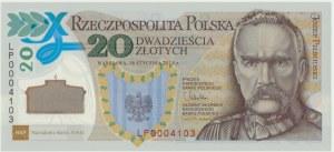 20 złotych 2014 - Legiony Polskie